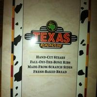 Photo taken at Texas Roadhouse by Dana N. on 6/21/2013