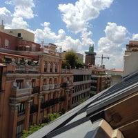 Photo taken at Hotel Hesperia Hermosilla by Ramon M. on 5/13/2013