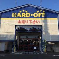 Photo taken at ハードオフ 津島店 by Jagar M. on 10/18/2014