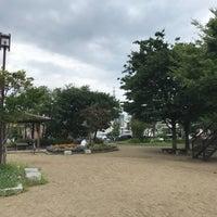 Photo taken at 源氏塚公園 by Jagar M. on 7/23/2017