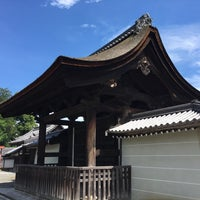 Photo taken at 妙心寺 勅使門 by Jagar M. on 7/2/2016