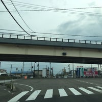 Photo taken at 下田交差点 by Jagar M. on 6/11/2016