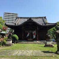 Photo taken at 常葉神社 by Jagar M. on 5/21/2016