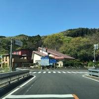 Photo taken at 越前河野しおかぜライン by Jagar M. on 4/24/2017