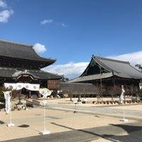 Photo taken at 高田本山 専修寺 by Jagar M. on 11/11/2017