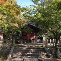Photo taken at 竹中稲荷神社 by Jagar M. on 10/30/2016