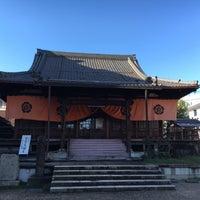 Photo taken at 円徳寺 by Jagar M. on 1/9/2017