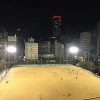 Photo taken at 磯上公園 by Jagar M. on 2/22/2017