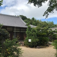 Photo taken at 祥雲山 花岳寺 by Jagar M. on 8/5/2017