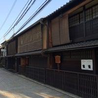 Photo taken at 祇園新橋 by Jagar M. on 5/1/2015
