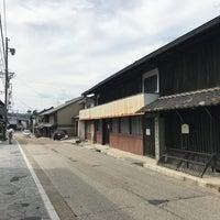 Photo taken at 中山道 大井宿 by Jagar M. on 9/24/2017