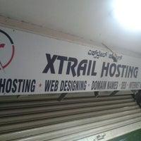 Photo taken at Xtrail Hosting by Sanjay K. on 3/8/2014