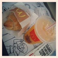 Photo taken at McDonald's by Alexsandra L. on 10/1/2012