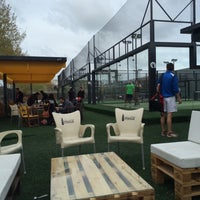 Photo taken at Fairplay Padel by Jorge G. on 3/28/2014