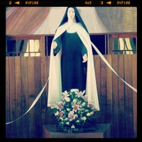 Photo taken at Santuario Santa Teresita de los Andes by Jaimito R. on 1/26/2013