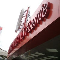 Photo taken at Robinsons Place by Christian V. on 11/19/2012