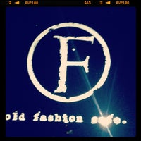 Photo taken at Old Fashion by Giordano M. on 11/25/2012