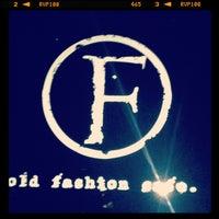 Foto scattata a Old Fashion da Giordano M. il 11/25/2012