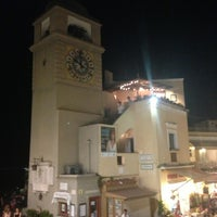 Photo taken at Piazzetta Umberto by Luciana F. on 8/12/2013