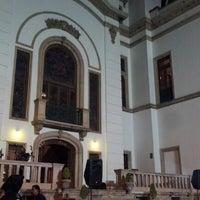 Photo taken at Quinta Gameros by Vladimir B. on 10/30/2012