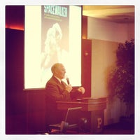 Photo taken at Dauch Alumni Center (DAUC) by Missy L. on 10/11/2013