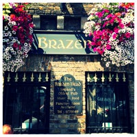 Photo taken at The Brazen Head by Missy L. on 7/6/2013