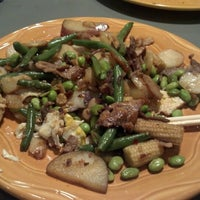Photo taken at HuHot Mongolian Grill by Kate C. on 11/9/2012