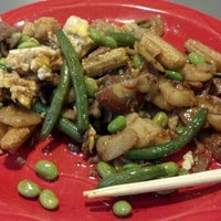 Photo taken at HuHot Mongolian Grill by Kate C. on 11/6/2012