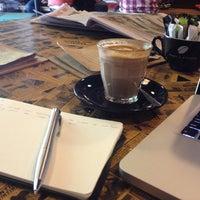 Photo taken at Sur Bourke Espresso Bar by Steve H. on 10/7/2012