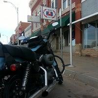 Photo taken at Cheney, KS by Lynn B. on 2/17/2013