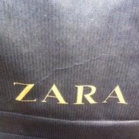 Photo taken at Zara by Alejandra C. on 7/28/2013