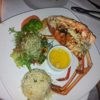 Photo taken at Lobster Alive by Yana K. on 2/28/2013