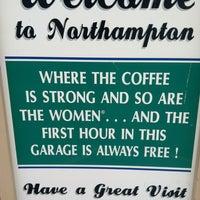 Photo taken at Northampton Parking Garage by Guy S. on 10/27/2012