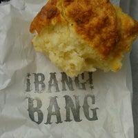 Das Foto wurde bei Bang Bang Pie Shop von Mabel G. am 6/10/2013 aufgenommen