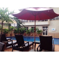 Photo taken at D'Palms Hotel by Spicytee on 7/18/2015