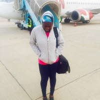 Photo taken at Mallam Aminu Kano Airport (KAN) by Spicytee on 12/26/2016