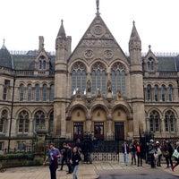 Photo taken at Nottingham Trent University by Ahmet A. on 10/7/2013