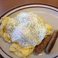 Photo taken at Denny's by James K. on 1/10/2013