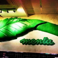 Photo taken at Menta by Alan Stiven M. on 5/23/2013