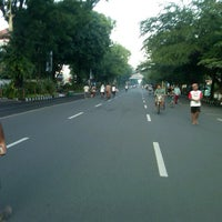 Photo taken at Solo Car Free Day by guruh s. on 12/22/2012