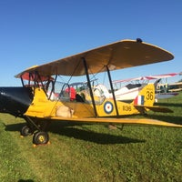 Photo taken at Antique Airfield by Mike P. on 9/2/2016