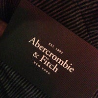 Photo taken at Abercrombie & Fitch by Brian D. on 2/1/2013