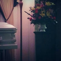 Photo taken at Evergreen Funeral Home by Mardécè E. on 4/7/2014
