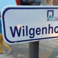 Photo taken at Het Wilgenhof by Filip H. on 1/25/2013