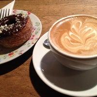 Photo taken at Wild & Wood Coffee by kaeun y. on 10/23/2013