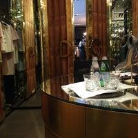 Photo taken at Dolce&Gabbana by Mikhail S. on 3/2/2014
