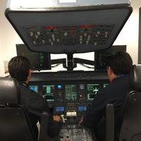 Photo taken at JetBlue University by Alejandro E. on 12/20/2014