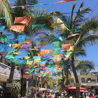Photo taken at Sayulita by Hector C. on 5/4/2017