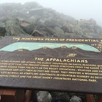 Photo taken at Mount Washington Observatory by David R. on 8/4/2014