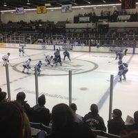 Photo taken at Schneider Arena by Christine R. on 10/26/2012